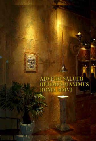 COME VISIT STUDIO ROME