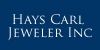 Hays Carl Jeweler Inc